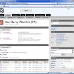 Das neue Admin-Interface ist online