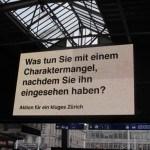 Aktion für ein kluges Zürich
