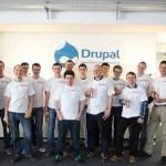 Wir sind Drupal.