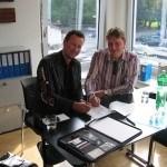 Es geht los – Gründung der Supertext GmbH