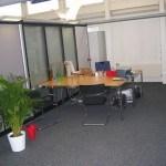 Das erste Büro