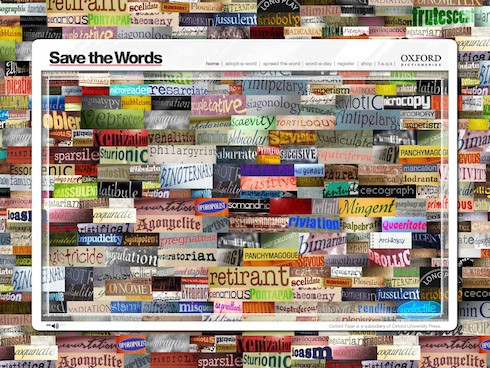 Save the word
