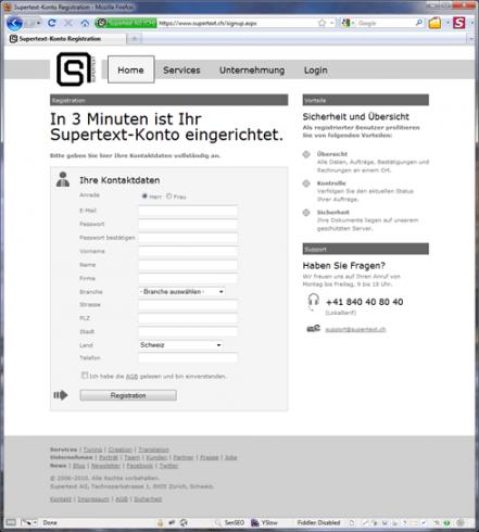 Supertext Release 7.1
