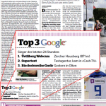We are the champions – Top 3 bei Google