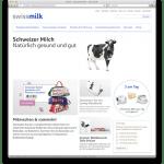 Swissmilk.ch – Gutes Wort für Lovely eingelegt