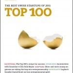 Top 100 Schweizer Start-ups auch auf Englisch startklar.