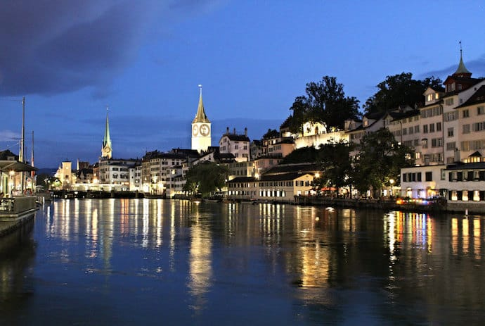 Zurich_Night