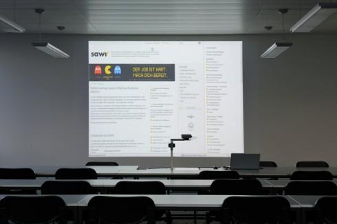 SAWI-Klassenzimmer