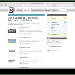 Supertext lanciert Neuheit: Textdienstleistungen als Abo.