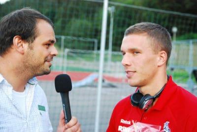 Fussballer_Interview