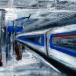 Das VTT ohne Probleme in den TGV mitnehmen
