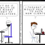 Help, I'm a translator
