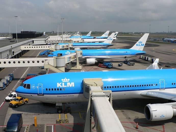 Zurich_Kloten_KLM