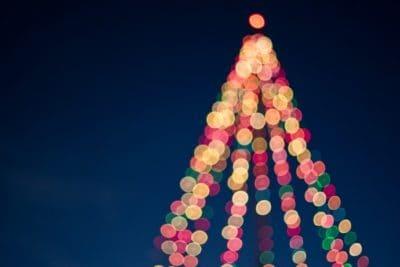 An oder zu Weihnachten?