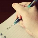 Zusammen schreiben