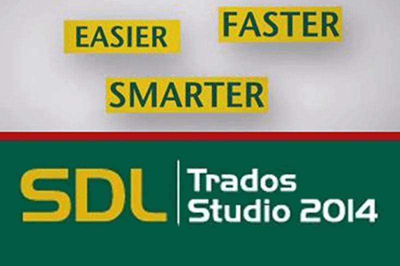 Trados Studio 2014