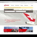 Atterraggio sicuro per il nuovo sito di SWISS con Supertext