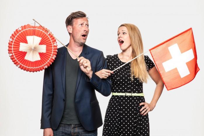 Nicole Simmen und Rinaldo Dieziger sind die Migros Sommertester