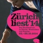 Zürich liest: Wir verlosen Tickets für das grösste Buch- und Literaturfestival der Schweiz