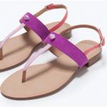 Peinlicher Übersetzungsfehler: «Sklaven-Sandalen» bei Zara