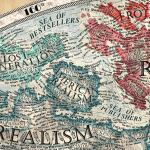 Weltkarte der Literaturgeschichte: über die Bibelinsel zu «50 Shades of Grey»