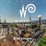 A five-star translation for Widder Hotel's new website