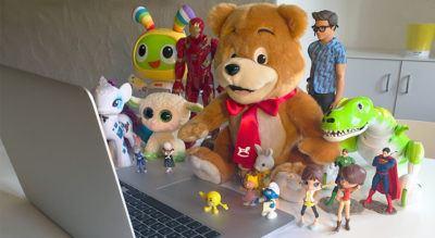 Franz Carl Weber Spielzeugblog