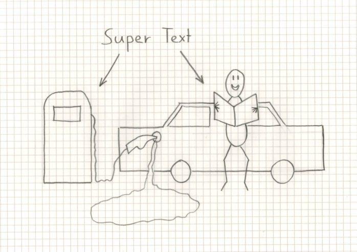 Supertext Mobiliar Schadenskizze