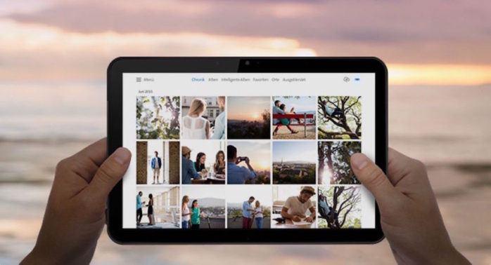 Swisscom myCloud App