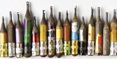 Dalton Ghetti Pencil Art