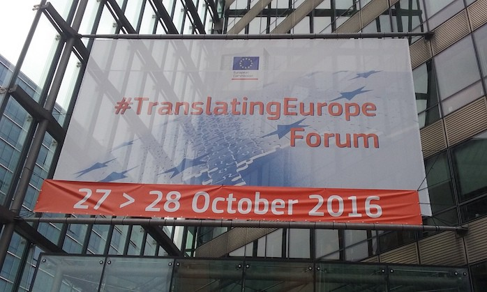 Translating Europe Forum