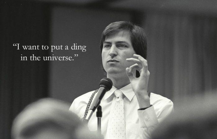 Storytelling Steve Jobs