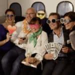 SupAir-Party 2018: Supertext startet mit Kunden und Partnern durch