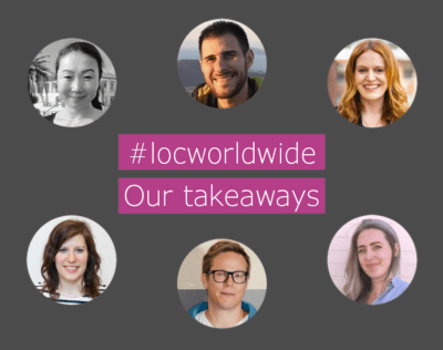 LocWorldWide_Takeaways