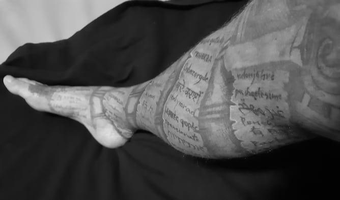 Supertext tattoo translation